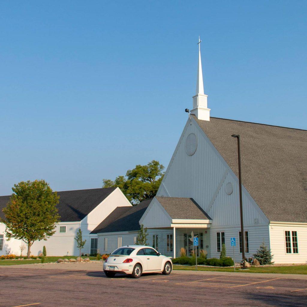Photo of church entrance
